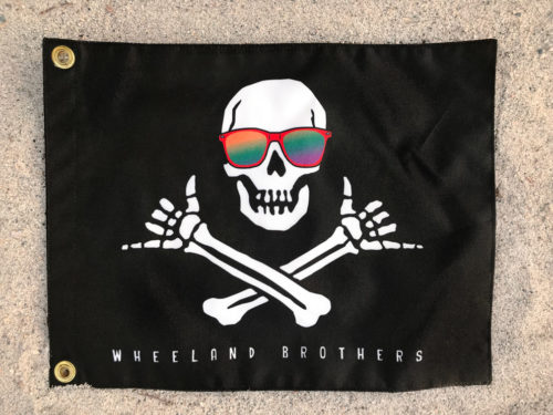 shaka pirate flag wheeland brothers